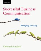 Cover for Successful Business Communication: Bridging the Gap
