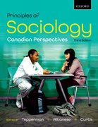 Cover for Principles of Sociology