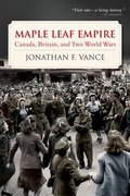 Cover for Maple Leaf Empire - 9780195448092