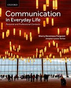 Cover for Communication in Everyday Life