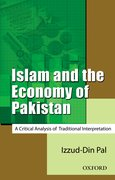 Cover for Islam and the Economy of Pakistan