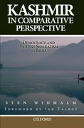 Cover for Kashmir in Comparative Perspective