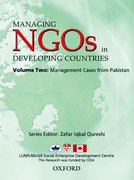 Cover for Managing NGOs in Developing Countries