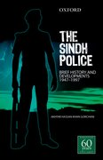 Cover for The Sindh Police