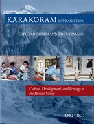 Cover for Karakoram in Transition