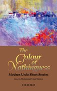 Cover for The Colour of Nothingness
