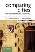 Cover for Comparing Cities