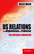 Cover for US Relations with Afghanistan and Pakistan