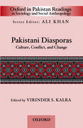 Cover for Pakistani Diasporas