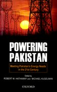 Cover for Powering Pakistan