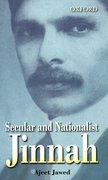 Cover for Secular and Nationalist Jinnah