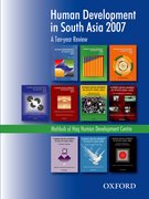 Cover for Human Development in South Asia 2007: A Ten-year Review