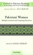 Cover for Pakistani Women