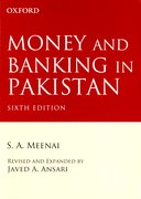 Cover for Money and Banking in Pakistan