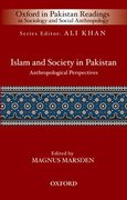 Cover for Islam and Society in Pakistan