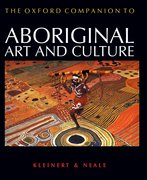 Cover for The Oxford Companion to Aboriginal Art and Culture