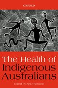 Cover for The Health of Indigenous Australians