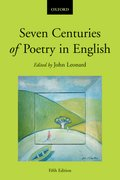 Cover for Seven Centuries of Poetry in English