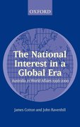 Cover for The National Interest in a Global Era