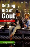 Cover for Getting Rid of Gout
