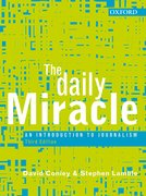 Cover for The Daily Miracle