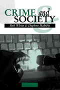 Cover for Crime and Society