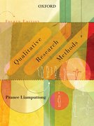Cover for Qualitative Research Methods, Fourth Edition