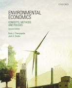 Cover for Environmental Economics