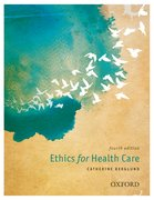 Cover for Ethics for Health Care