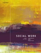 Cover for Social Work: Contexts and Practice, 3e