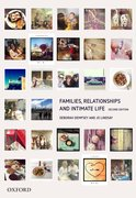 Cover for Families, Relationships and Intimate Life