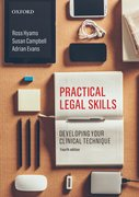 Cover for Practical Legal Skills: Developing your Clinical Technique