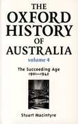 Cover for The Oxford History of Australia