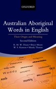 Cover for Australian Aboriginal Words in English