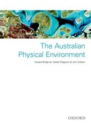 Cover for The AUstralian Physical Environment
