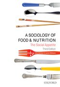 Cover for A Sociology of Food and Nutrition