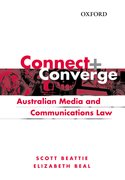 Cover for Connect and Converge
