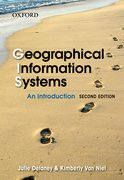 Cover for Geographical Information Systems
