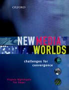 Cover for New Media Worlds