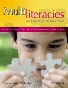 Cover for Multiliteracies and Diversity in Education