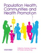 Cover for Population Health, Communities and Health Promotion