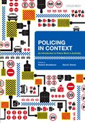 Cover for Policing in Context
