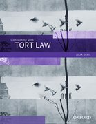 Cover for Connecting with Tort Law