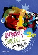 Cover for Government and Democracy in Australia