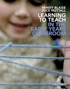 Cover for Learning to Teach in the Early Years Classroom