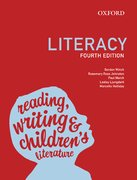 Cover for Literacy