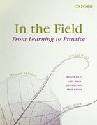 Cover for In the Field