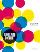 Cover for Resolving Conflict
