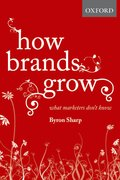 Cover for How Brands Grow