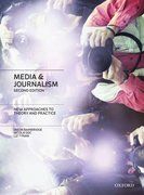 Cover for Media and Journalism